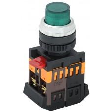 Кнопка ABLFP-22 зел. 1з+1р ИЭК BBT20-ABLFP-K06