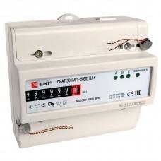 Счетчик электрической энергии СКАТ 301М/1 - 5(60) Ш Р EKF PROxima
