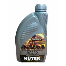 Масло для четырехтактных двигателей HUTER