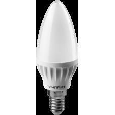 Лампа ОНЛАЙТ 61 127 OLL-C37-6-230-6.5K-E14-FR