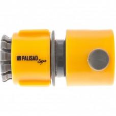 Соединитель пластмассовый, быстросъемный для шланга 1/2, LUXE. PALISAD