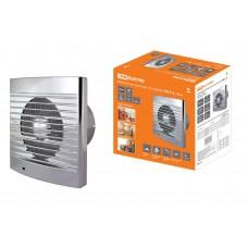 Вентилятор бытовой настенный 150 С-2, хром TDM