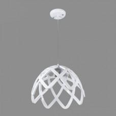 Светильник потолочный подвесной люстра 21 век 896/1 белый