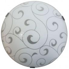 "Светильник НПБ 01-2х60-139 ""Морокко"" 300 М16 мат. бел./клипса штамп метал. (инд.упак) Элетех 1005205666"
