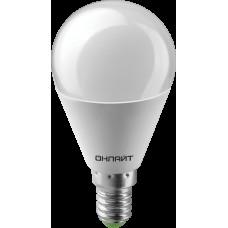 Лампа ОНЛАЙТ 61 965 OLL-G45-10-230-2.7K-E14