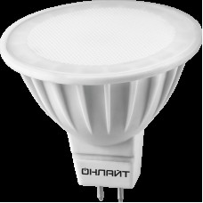 Лампа ОНЛАЙТ 61 891 OLL-MR16-10-230-6.5K-GU5.3