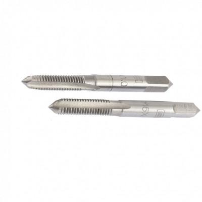 Метчик ручной М6 х 1 мм, комплект из 2 шт. СИБРТЕХ