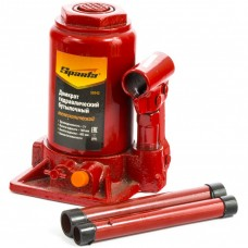 Домкрат гидравлический бутылочный телескопический, 3 т, H подъема 160-405 мм. SPARTA
