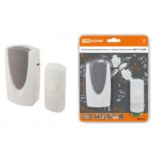 Звонок беспроводной в розетку ЗБР-11/2-36М (36 мелодий, кнопка IP44, AC 230V) TDM