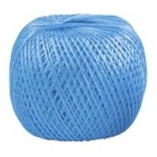 Шпагат полипропиленовый, синий 110 м, 1200 текс, Россия. СИБРТЕХ