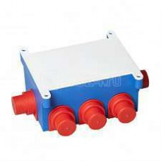 Коробка распр. СП 118х76 (в бетон) IP40 Рувинил 10134