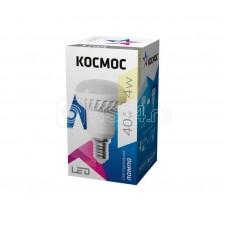 Лампа светодиодная LED R39 4Вт 220В E14 3000К Космос Lksm_LED4wR39E1430