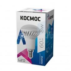 Лампа светодиодная LED R50 8Вт 220В E14 4500К Космос Lksm_LED8wR50E1445