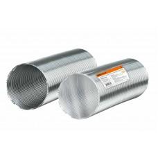 Воздуховод гофрированный алюминиевый Ø140 TDM