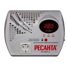 Стабилизатор напряжения серии LUX РЕСАНТА АСН-500Н/1-Ц