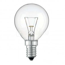 Лампа накаливания ДШ 40Вт E14 (верс.) Лисма 3216003