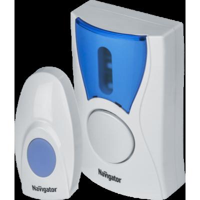 Звонок электрический Navigator 61 268 NDB-A-DC02-1V1-WH