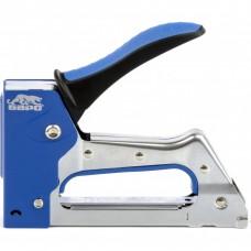 Степлер металлический, двухкомпонентная рукоятка, тип скобы: 53, 6-10 мм. БАРС