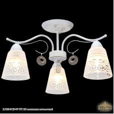 Светильник потолочный Люстра ILLUMICO 1404428