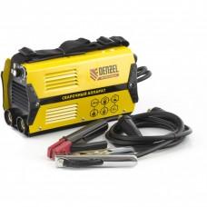 Аппарат инвертор дуговой сварки DS-230 Compact, 230 А, ПВ 70%, диаметр электрода 1,6-5 мм. Denzel