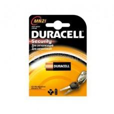 Элемент питания алкалиновый для пультов сигнализаций LR MN 21/A23 BP-1 Duracell 746