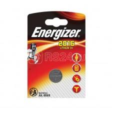 Элемент питания литиевый CR2016-1BL (10/140/13440) (блист.1шт) Energizer Б0031450