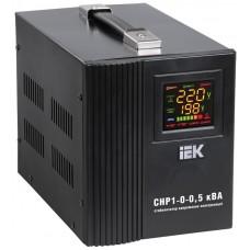 Стабилизатор напряжения HOME СНР 1/220 5кВА переносной ИЭК IVS20-1-05000