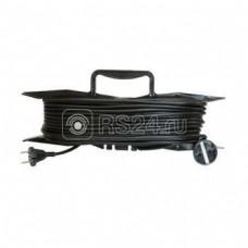 Удлинитель-шнур на рамке 1х50м без заземл. 10А IP20 2.2кВт Союз 481S-5205