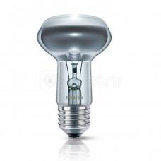 Лампа накаливания Refl 60Вт E27 230В NR63 30D 1CT/30 Philips 926000005918 / 871150004366578