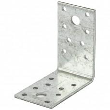 Крепежный уголок 2,5 мм, КU 70 x 70 x 40 мм, Россия. СИБРТЕХ