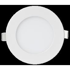 Панель светодиодная круглая RLP-eco 12Вт 230В 4000К 840Лм 170/145мм белая IP40 IN HOME