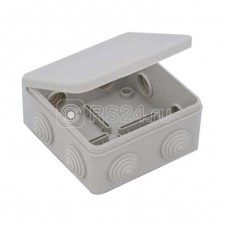 Коробка распр. ОП 100х100х50 IP54 Рувинил 67045