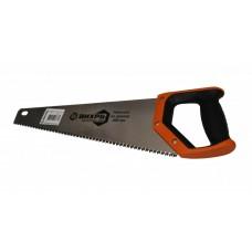 Ножовка по дереву ВИХРЬ 400 мм 3D заточка