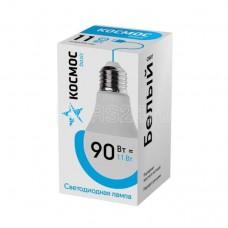 Лампа светодиодная LED BASIC A60 11Вт 220В E27 4500К КОСМОС LkecLED11wA60E2745