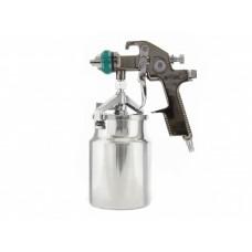 Краскораспылитель AS 802 HVLP, профессиональный, всасывающего типа, сопло 1,4 мм. STELS
