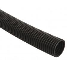 Труба ПНД гофро d40мм с зондом черн. (уп.15м) ИЭК CTG20-40-K02-015-1